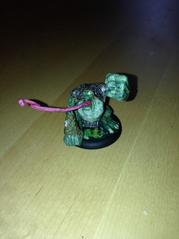 Swamp Troll (Hordes)