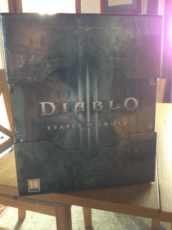 Diablo 3 Reaper of Souls SE