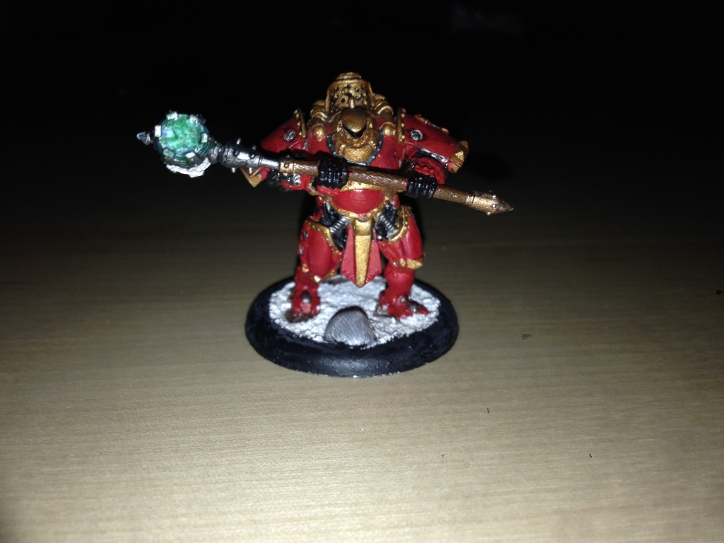 Khador Man-o-War Demolition Corps soldat