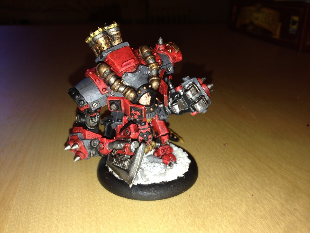 WarMachine - Karchev the Terrible