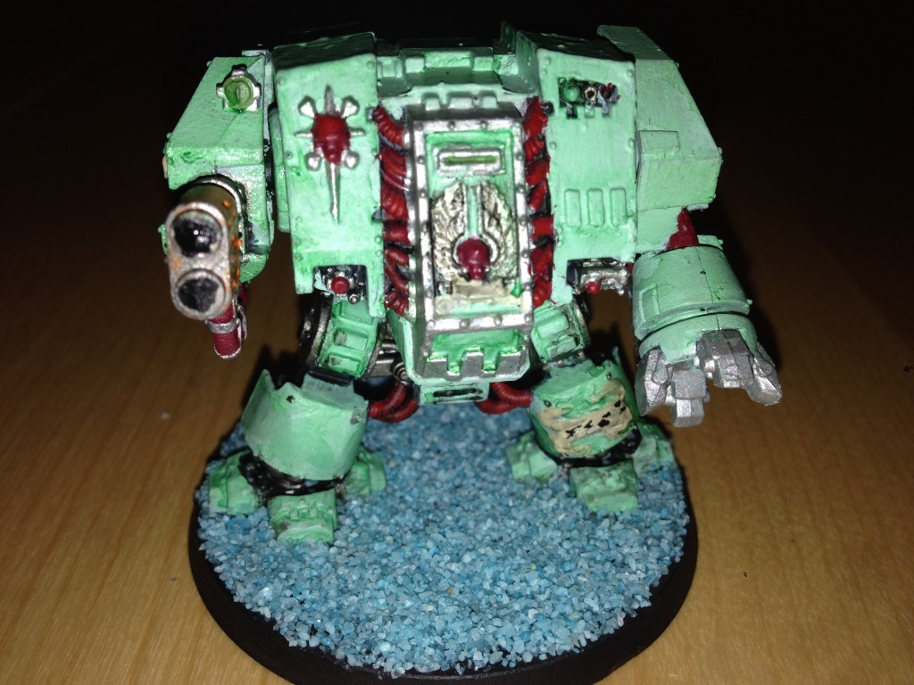 Warhammer 40.000: Space Marine – Dreadnought