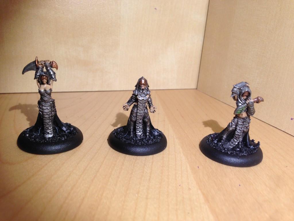 Warmachine: Cryx – Witches of Garlghast