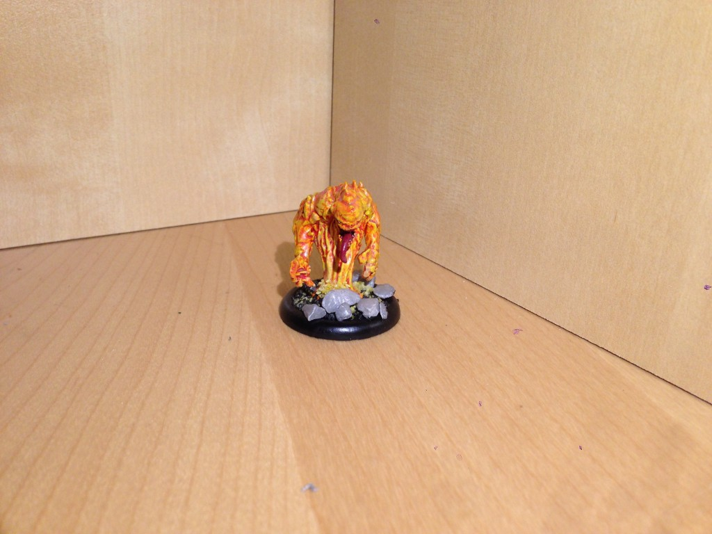 Malifaux: Arcanists - Emberling