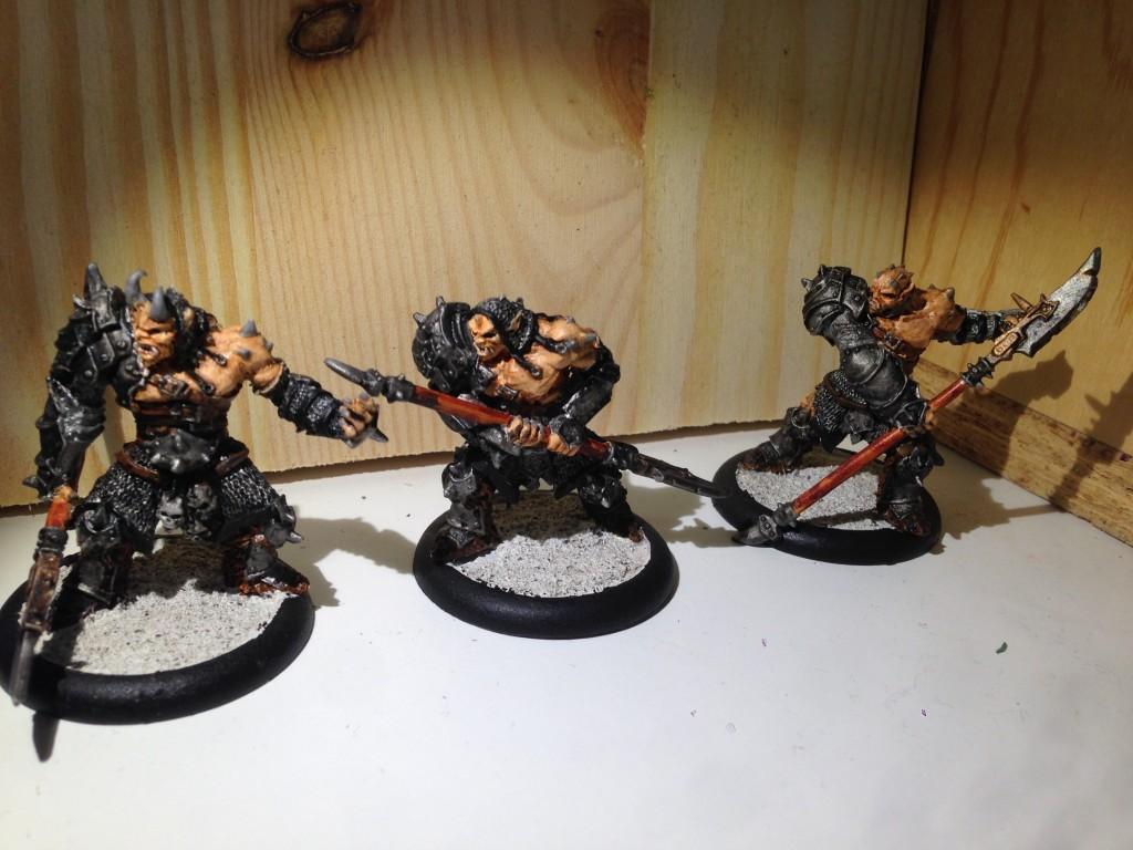 Hordes: Everblight - Blighted Ogrun Warmongers