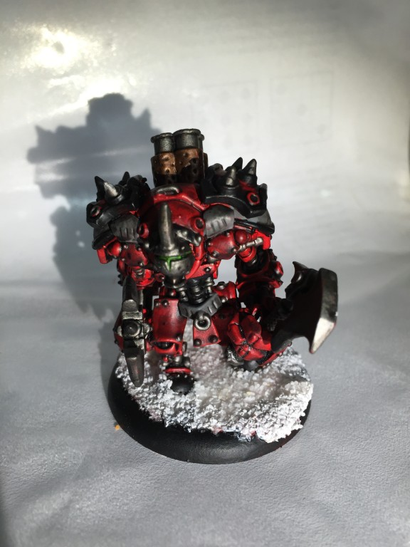 Warmachine: Khador - Berserker