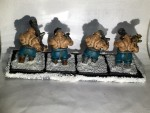 Warhammer Fantasy: Ogres - Leadbelchers