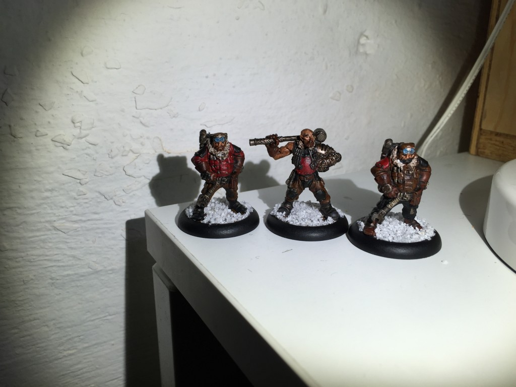 Warmachine: Khador - Mechanics