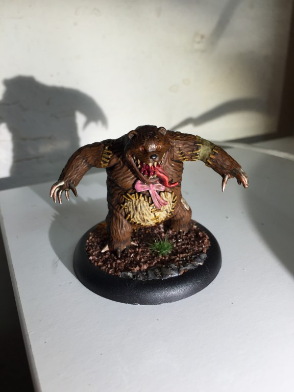 Malifaux: Neverborn - Teddy