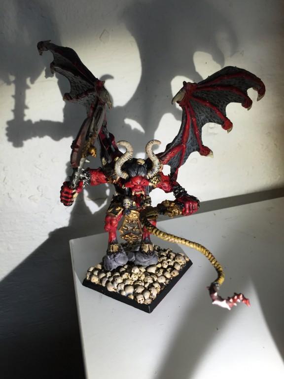 Khorne Bloodthirster [Warhammer / 40k]