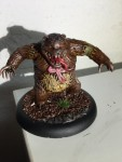 Malifaux: Neverborn - Teddy med en smule highlights