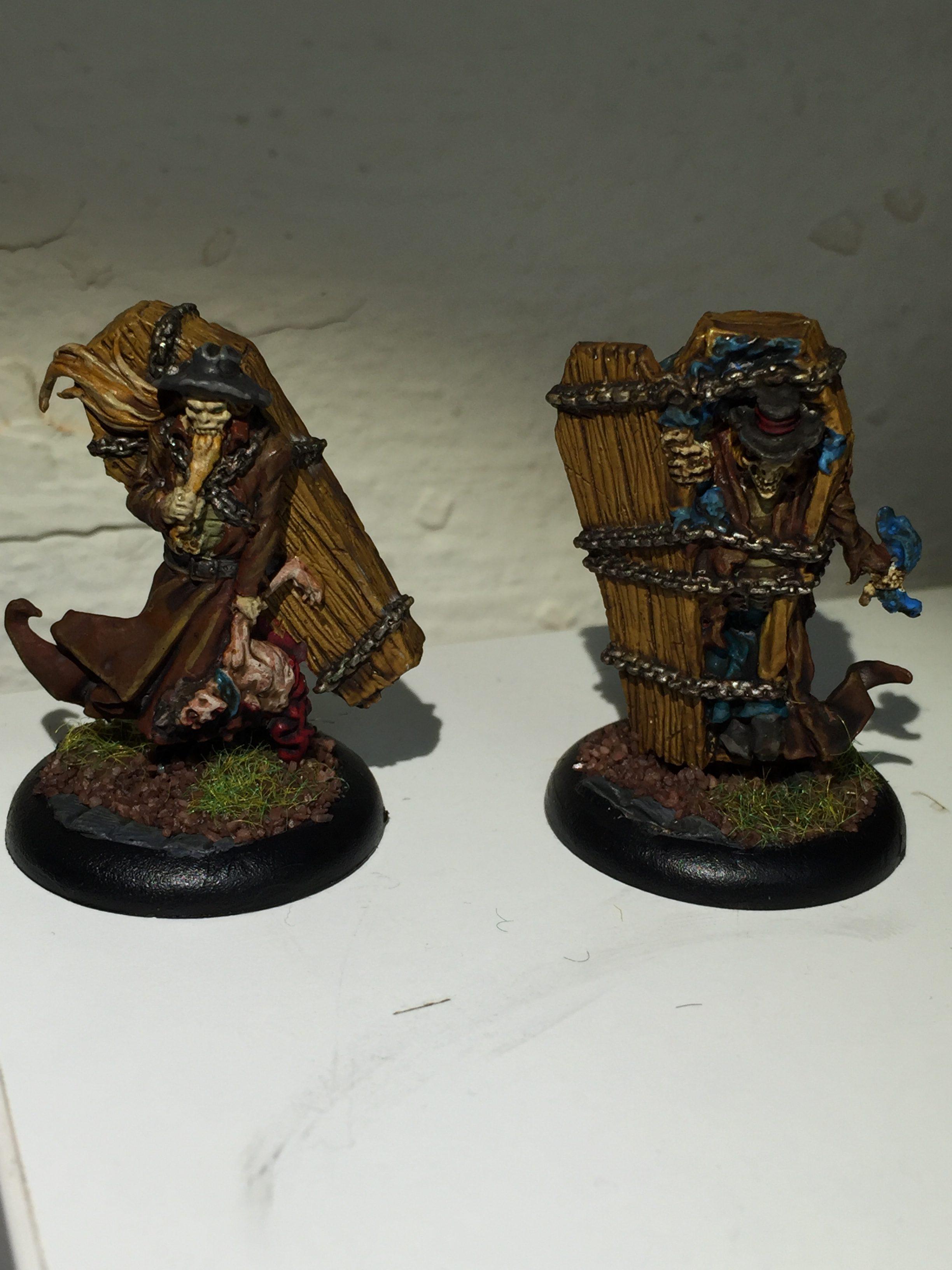 Death Marshals (Dead Justice)) [Malifaux]