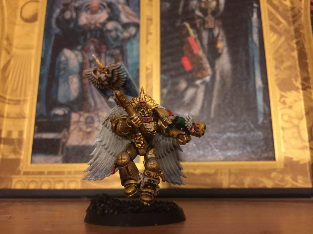 Blood Angel Sanguinary Guard [40k]