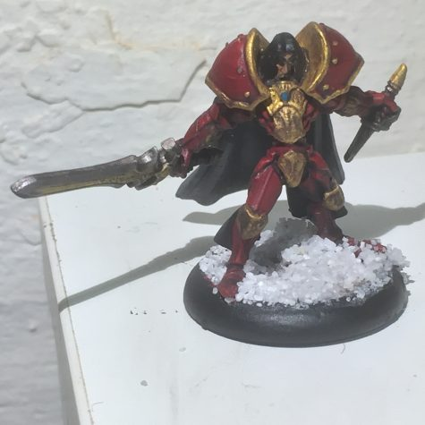 Khador Vlad, the Dark Prince [Warmachine]