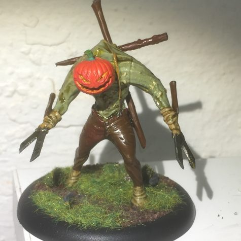 Neverborn: The Carver [Malifaux]