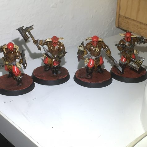 Khorne Bloodreavers [Age of Sigmar]