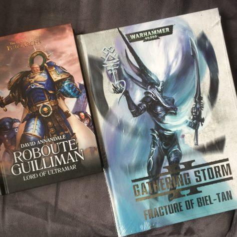 Warhammer bøger