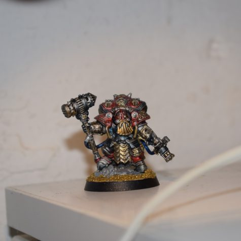Kharadron Overlords - Arkanaut Admiral [Age of Sigmar]