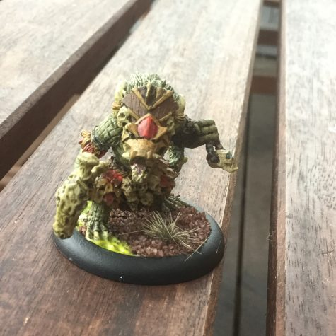 Minions - Calaban the Grave Walker [Hordes]