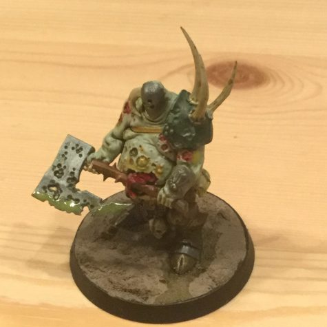 Chaos - Nurgle Lord of Plagues [Age of Sigmar]