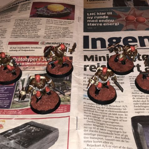 6x Khorne Bloodreavers [Age of Sigmar]