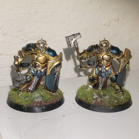 Stormcast Eternal Liberators [Warhammer: Age of Sigmar]