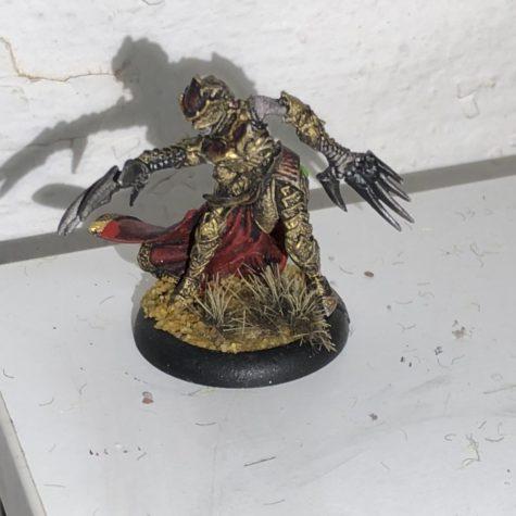 Skorne – Master Tormentor Morghoul [Hordes]