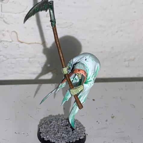 Nighthaunt - Cairn Wraith [Warhammer: Fantasy / Warhammer: Age of Sigmar]