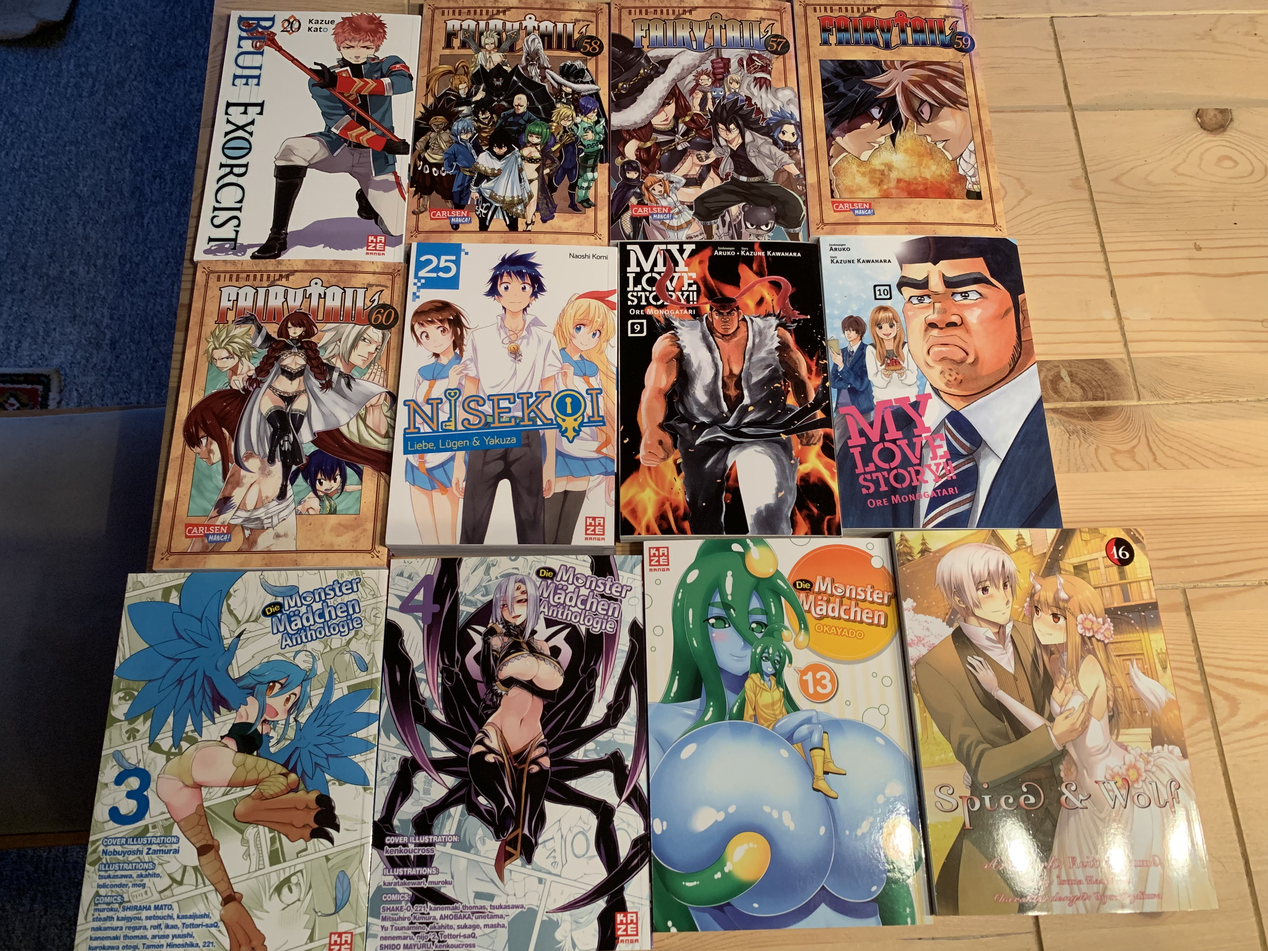 Manga køb december 2018