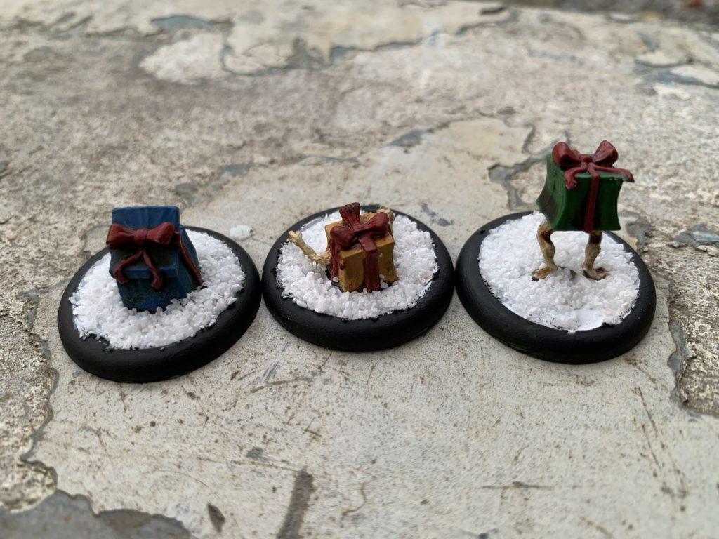 Arcanists Beast in the Box (alternativ Wendigo) [Malifaux]