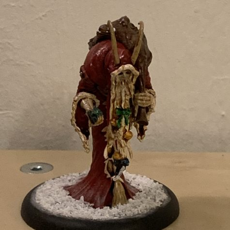 Arcanists Grampus Krampus (alternativ Snowstorm) [Malifaux]
