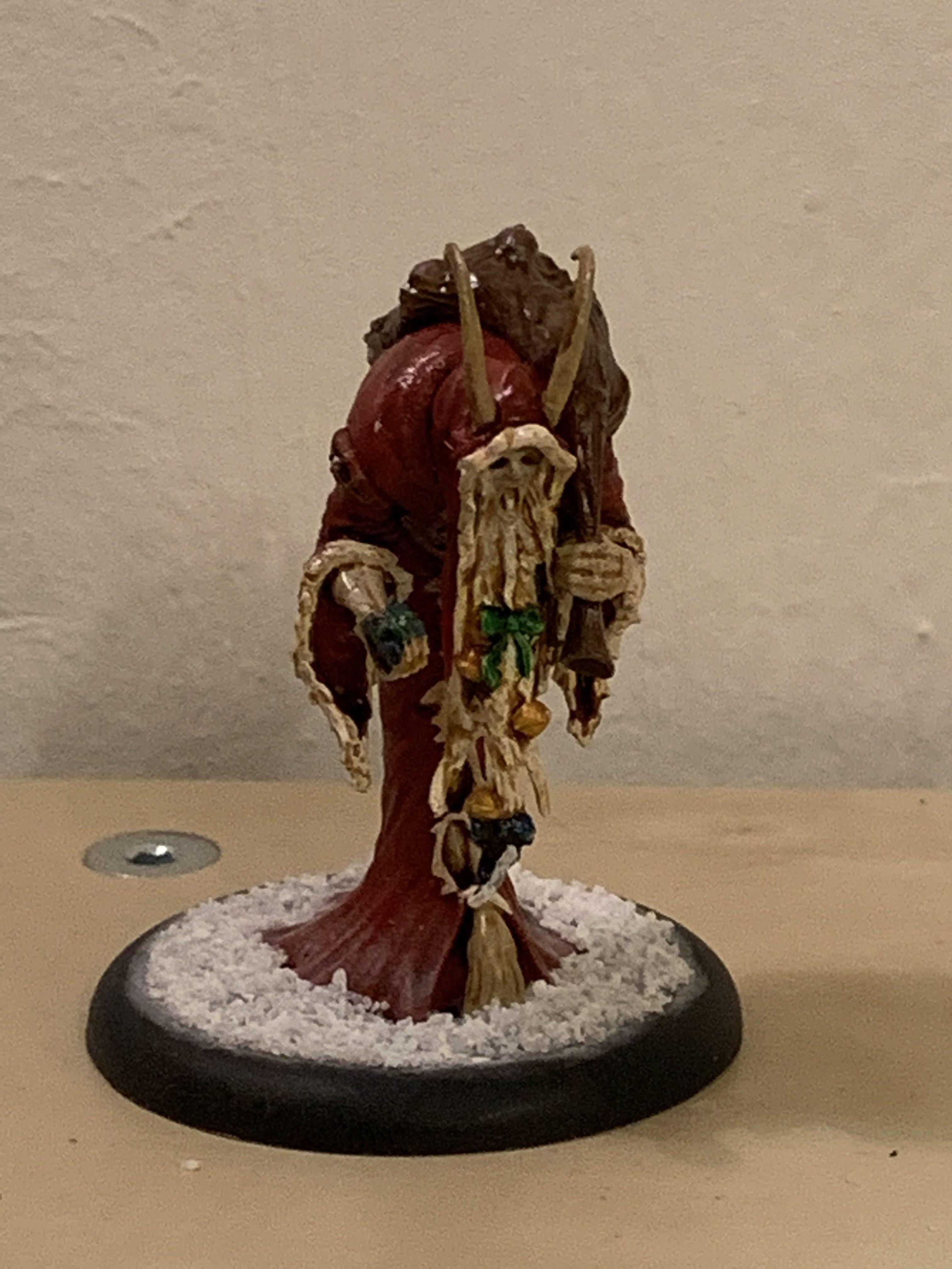 Arcanists Grampus Krampus (alternativ Snowstorm) [Malifaux]