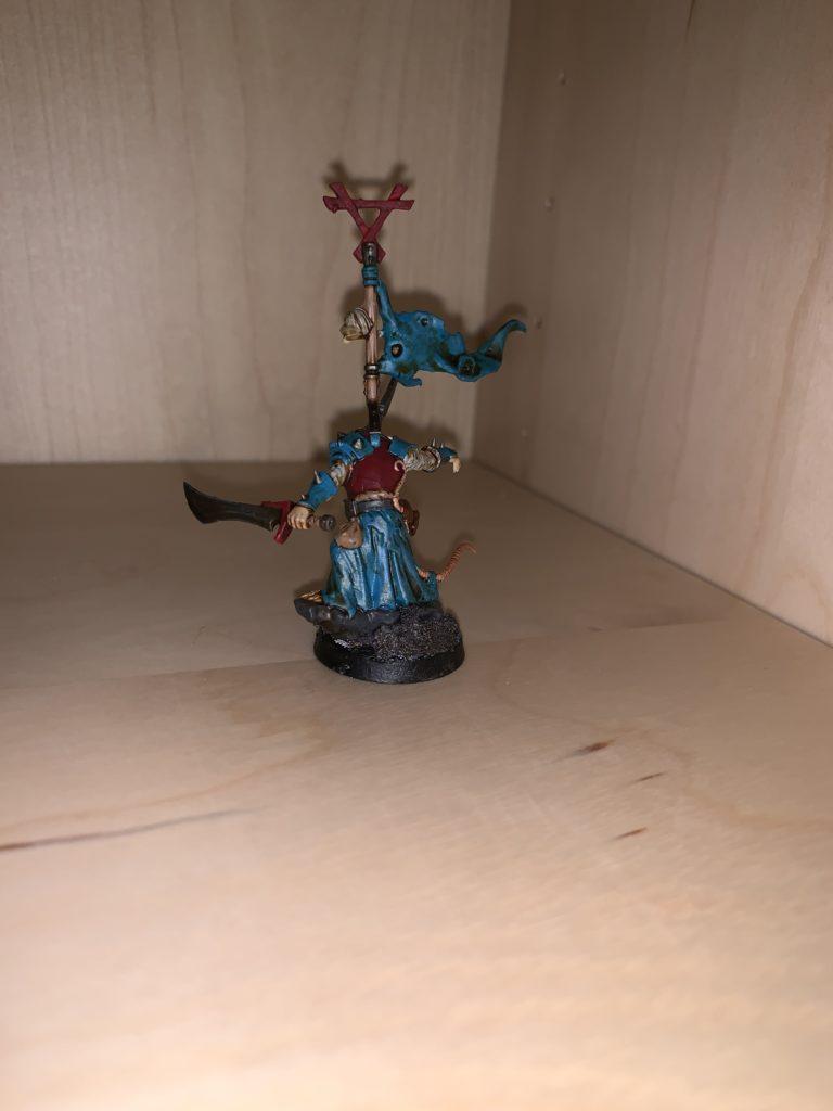 Skaven - Warlord [Warhammer: Fantasy / Warhammer: Age of Sigmar]