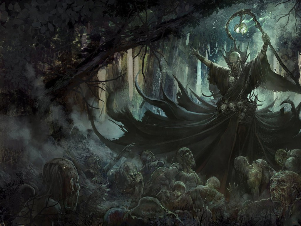Barrichmere Barrowgeists, Shambling Undead [Blood Bowl]