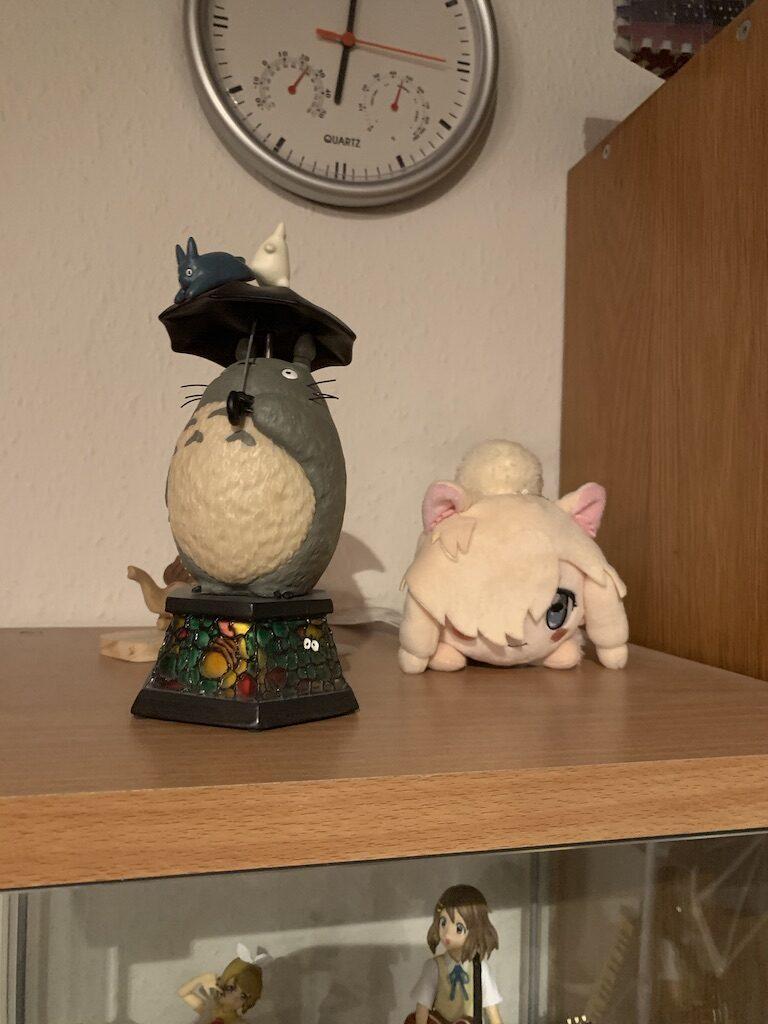 Totoro spilledåse og