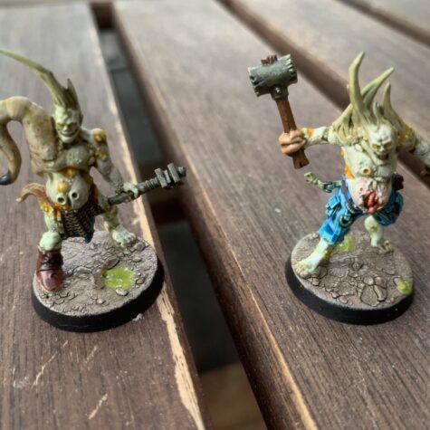 Poxwalkers [Warhammer 40.000]