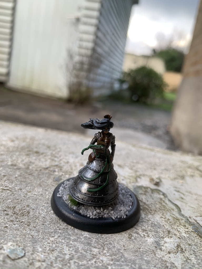 Resurrectionists - Anna Lovelace [Malifaux]