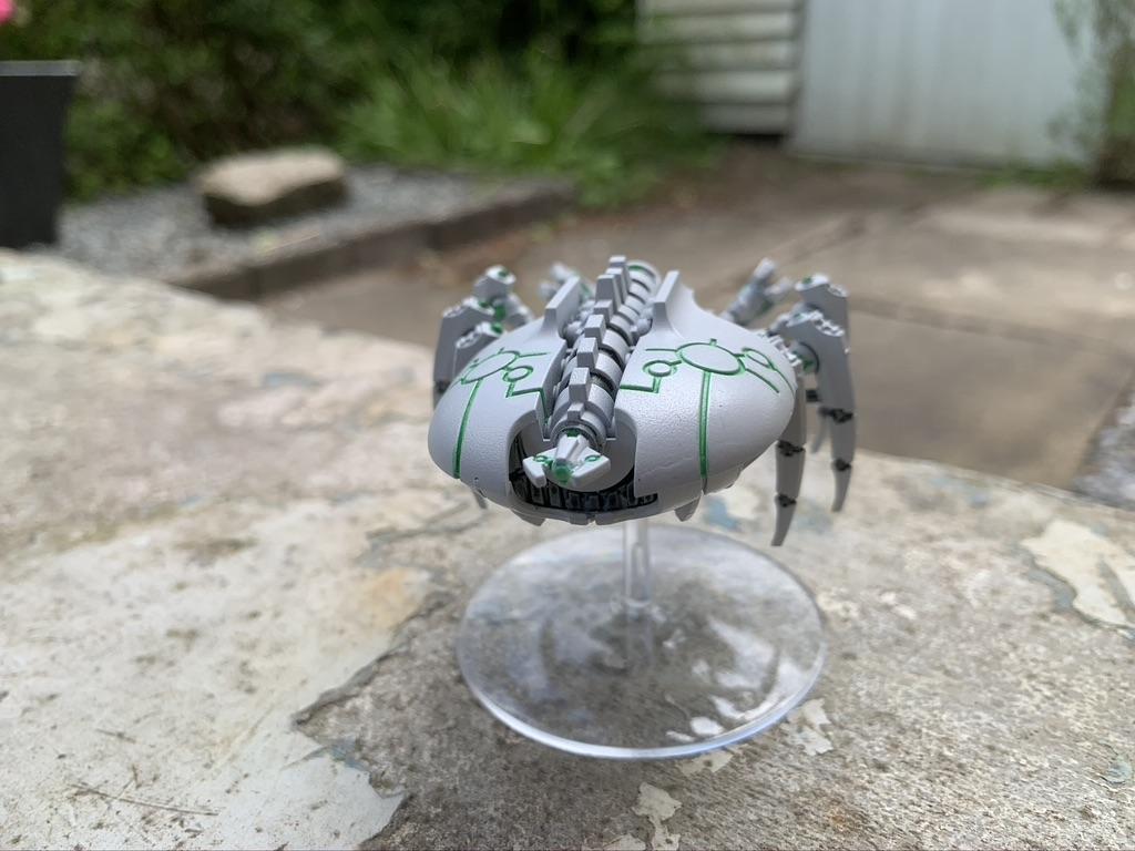 Necron Canoptek Spyder  [40k]