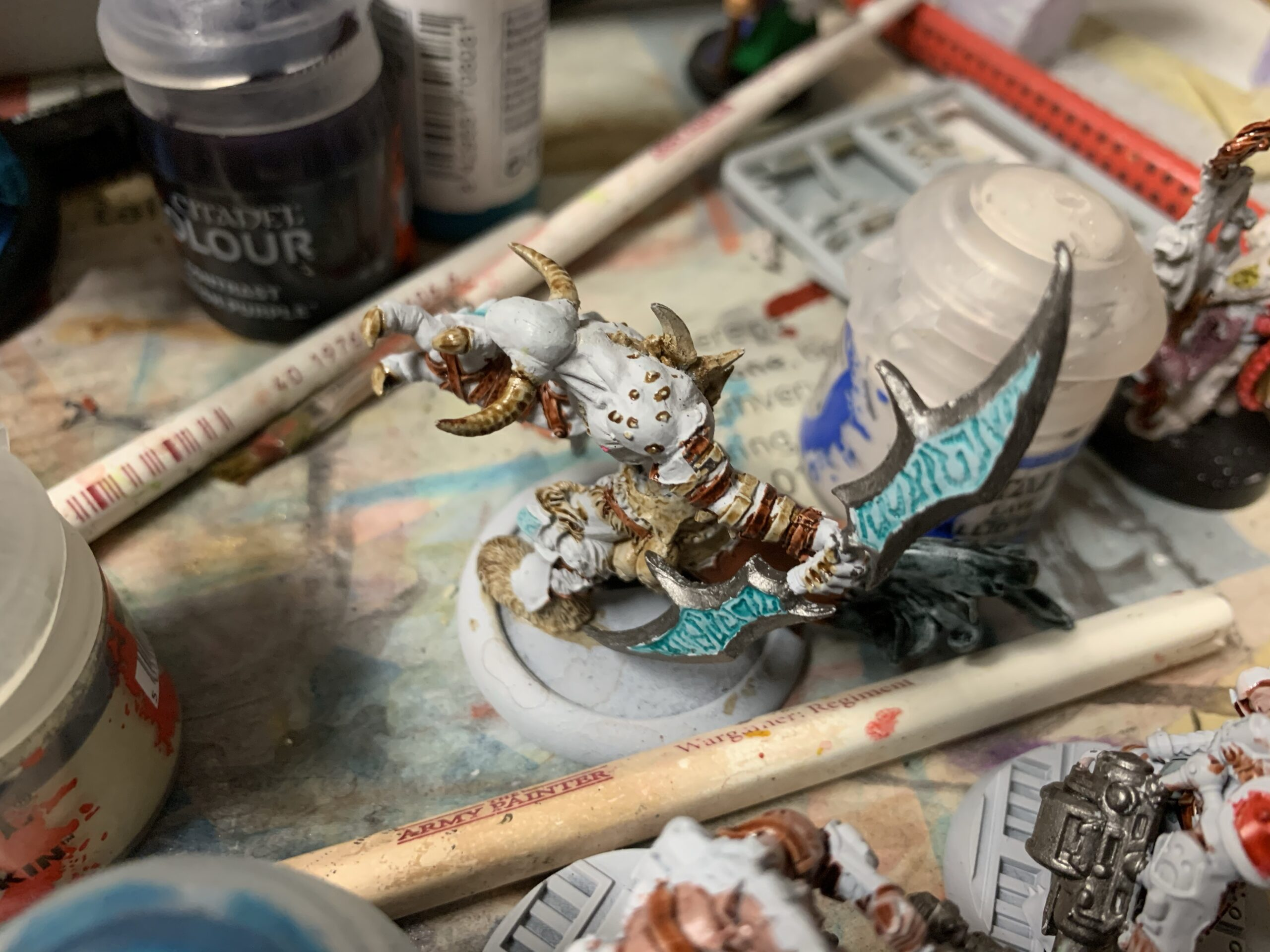 Hordes Legions of Everblight Thagrosh