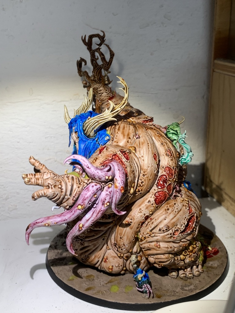 Great Unclean One [Warhammer/AoS/40k]