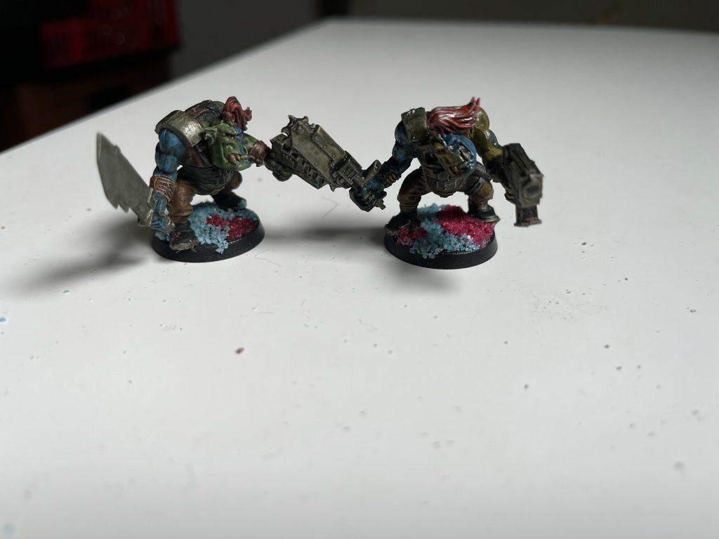 Orks – Boyz [Warhammer 40.000]